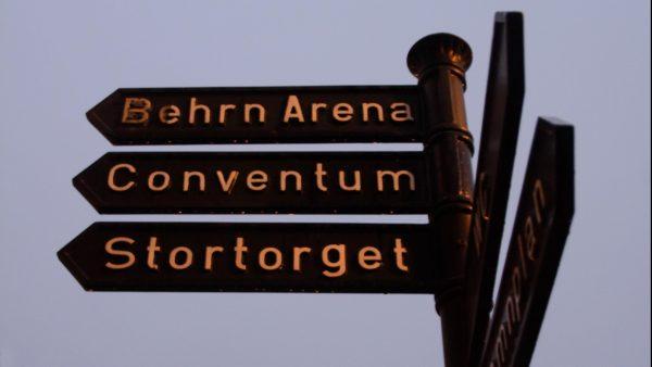 Årets kongress utspelas på Conventum i Örebro
